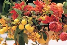 Tablescape Inspiration / floral and decor ideas for wedding and party tables / by Fairbanks Florist