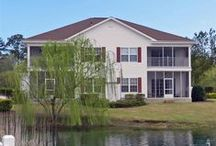The Lakes / Energy Star certified 3 bedroom, 2 bath condominiums with water views. Contact our sales department for more information at 800-835-4533 or our website www.brunswickplantation.com / by Brunswick Plantation Living