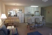 Commons I and II for sale! / Ready to relax by the pool, maybe grill some steaks, play some  sand volleyball, enjoy some golf, watching the Sunset at the Beach? Check out the Commons I and II condos for sale and start relaxing! Contact our sales department at 800-835-4533 or our website www.brunswickplantation for more information. / by Brunswick Plantation Living