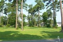 Residential Lots for Sale / by Brunswick Plantation Living