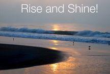 Sunrises and Sunsets! / by Brunswick Plantation Living