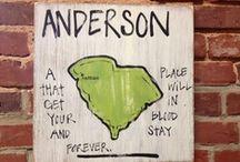 South Carolina Spots / South Carolina and Southernisms