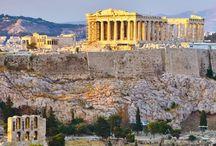 Greece / by Beecee Wilson
