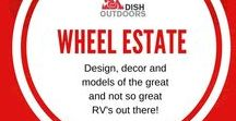 Wheel Estate / Design, decor and models of the great and not so great RV's out there!