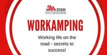 Workamping / Working life on the road - secrets to success!