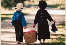 Amish / by Beecee Wilson