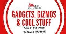 Gadgets, Gizmos & Cool Stuff / Life on the road can be tough but not with all these fantastic gadgets, gizmos and cool things we've found.