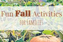 Pumpkin Patches & Fall Activities / Pumpkin Patches & Fall Activities in and around Knoxville, TN