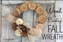 Fall Decor / Fall Decorations