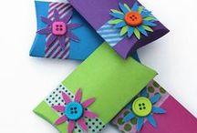 Scatole scatoline pacchetti