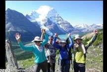 Backpacking / Explore Canada from coast to coast on one of these backpacking adventures!