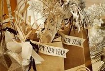 Happy New Years! / Ready to say goodbye to last year and welcome in the new year?