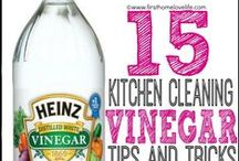Cleaning Tips!