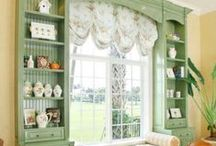 Bookcases and Shelves! / by Brunswick Plantation Living