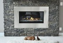 Inviting Fireplaces! / by Brunswick Plantation Living