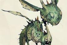 Riferimenti per draghi
