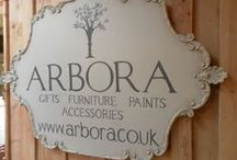 The Paint Box @Arbora - Bath / Vintage pieces painted by us in our workshop and for customer commissions.