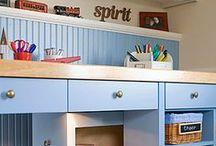 Craft Room Ideas! / by Brunswick Plantation Living