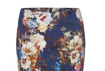 Women Skirts Spring/Summer Collection 2014 Stills