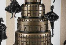 Wedding cakes! / by Sharon Adkins