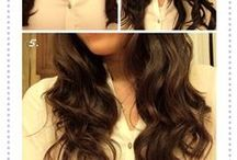 Gorgeous Hair Styles and Curls