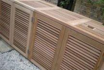 Garden Storage / Storage for gardens