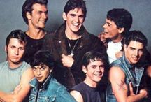 """The Outsiders / """"When I stepped out into the bright sunlight from the darkness of the movie house, I had only two things on my mind: Paul Newman and a ride home."""" / by Cassie Sullivan"""