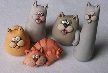 CLAY - Sculptures