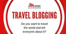 Travel Blogging / Do you want to travel the world and tell everyone about it? This board is for you!