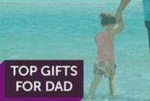 Dad, the Hero / Great Father's Day gift ideas and how to make it the best day of the year for dad!  / by DISH Outdoors