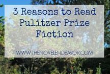 Pulitzer Prize Fiction | BOOKS / I am currently working my way through the Pulitzer Prize fiction winners. Here you'll find all kinds of cool stuff related to that genre!
