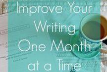 Create + Journaling | WRITING / Tips and tricks to hone those writing skills