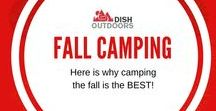 Fall Camping / Here is why camping the fall is the BEST!