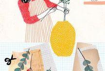 Papeterie: Die schönsten Prints / Dir schönsten Prints, Poster und Fotografien. Vom Foodprint, Typografie, Illustrtation bis hin zu hochwertigen Fotoprints