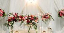 Beautiful Pink South Asian Wedding / South Asian Beautful Pink wedding #canada#roses#flowers#toronto