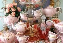 SUSIE'S TEA PARTY / by Susie O'Keeffe