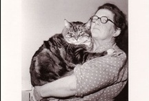 Women and Cats