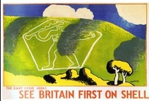 Shell Posters, 1920 - 1940  / Jack Beddingon's inspired commissioning of the cream of contemporary artists and illustrators.