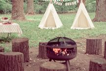 Glamping / by Laura Colvin