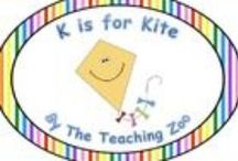 Letter of the week- K Activities / Activities to go with the letter Kk.