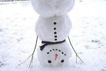 Snowy christmas! / by Pam Castillo