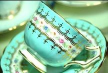 Teaparty Pretties / Pretty things for the perfect teaparty