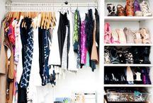 : closet storage