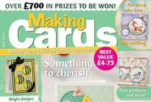 Making Cards May 2014 / To order visit www.makingcardsmagazine.com or call 01778 395171