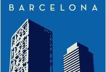 Barcelona - Cartells / by Dolors Ruescas