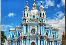 Llocs visitats- Rusia i Ucraina / by Dolors Ruescas