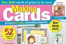 Making Cards July 2014 / To order visit www.makingcardsmagazine.com or call 01778 395171
