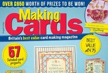 Making Cards August 2014 / To order visit www.makingcardsmagazine.com or call 01778 395171