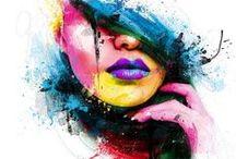 Art / Beautiful art. / by Esther
