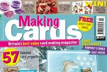 Making Cards October 2014 / Available to order from 12th September. Visit www.makingcardsmagazine.com or call 01778 395171